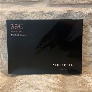 Morphe 35C Everyday Chic Pallete 💕